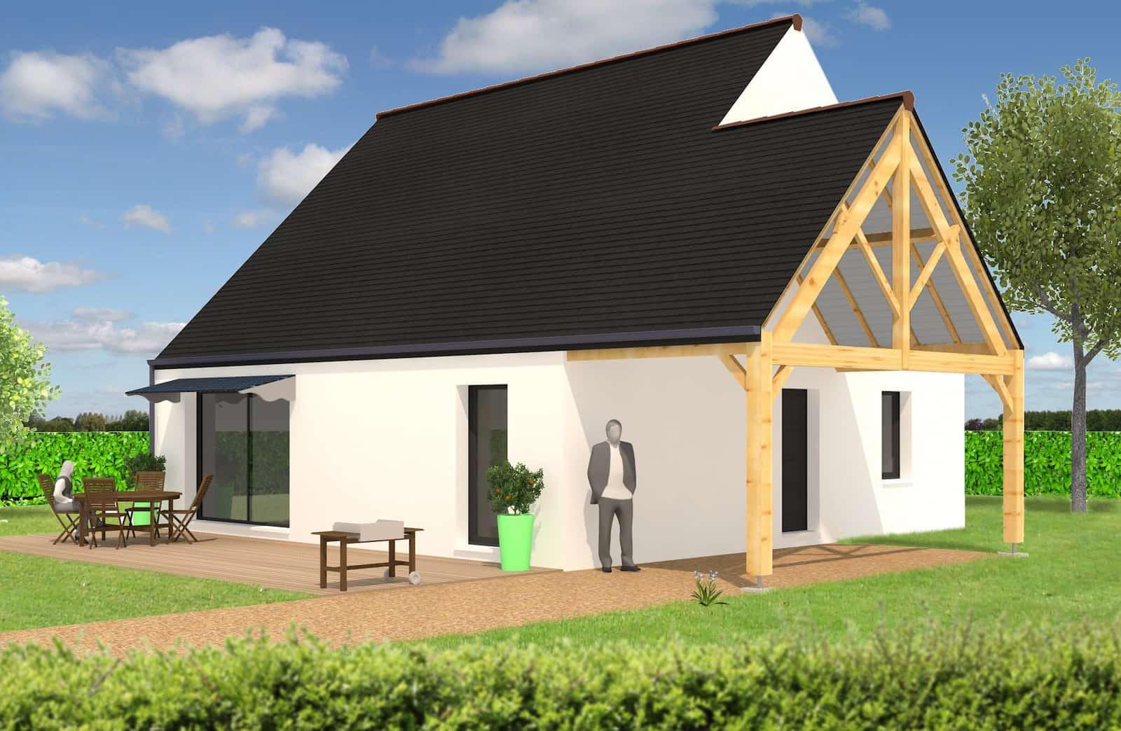 le constructeur maisons b bium d ploie deux formats de. Black Bedroom Furniture Sets. Home Design Ideas