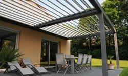 Amenagement de terrasse par Stores de France