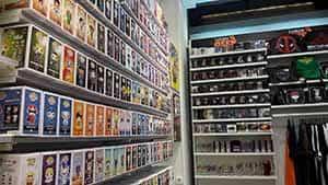 magasin franchise jeux vidéos