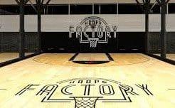 Franchise en basket-ball Hoops Factory