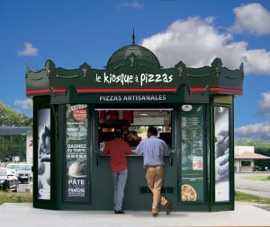 Franchise Restauration Le Kiosque à Pizzas
