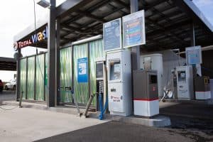Station de lavage Total Wash