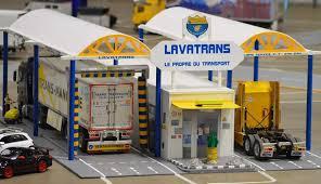 LAVATRANS – STATION