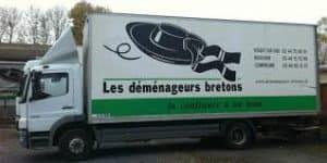 LES DEMENAGEURS BRETONS – PUB