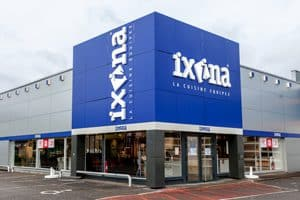 Magasin Ixina de Mulhouse