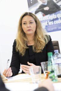 Table ronde d'experts Franchiseurs : qui est le meilleur ? Sandrine Richard