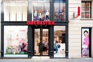 La franchise Orchestra spécialiste du vêtement de maternité