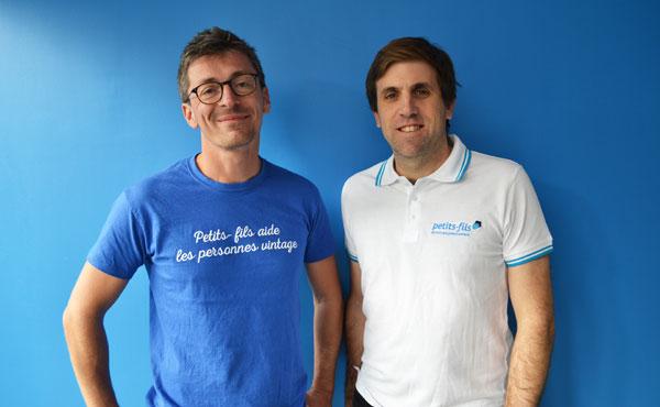 Interview de Damien Tixier, Co-fondateur de la franchise Petits-Fils