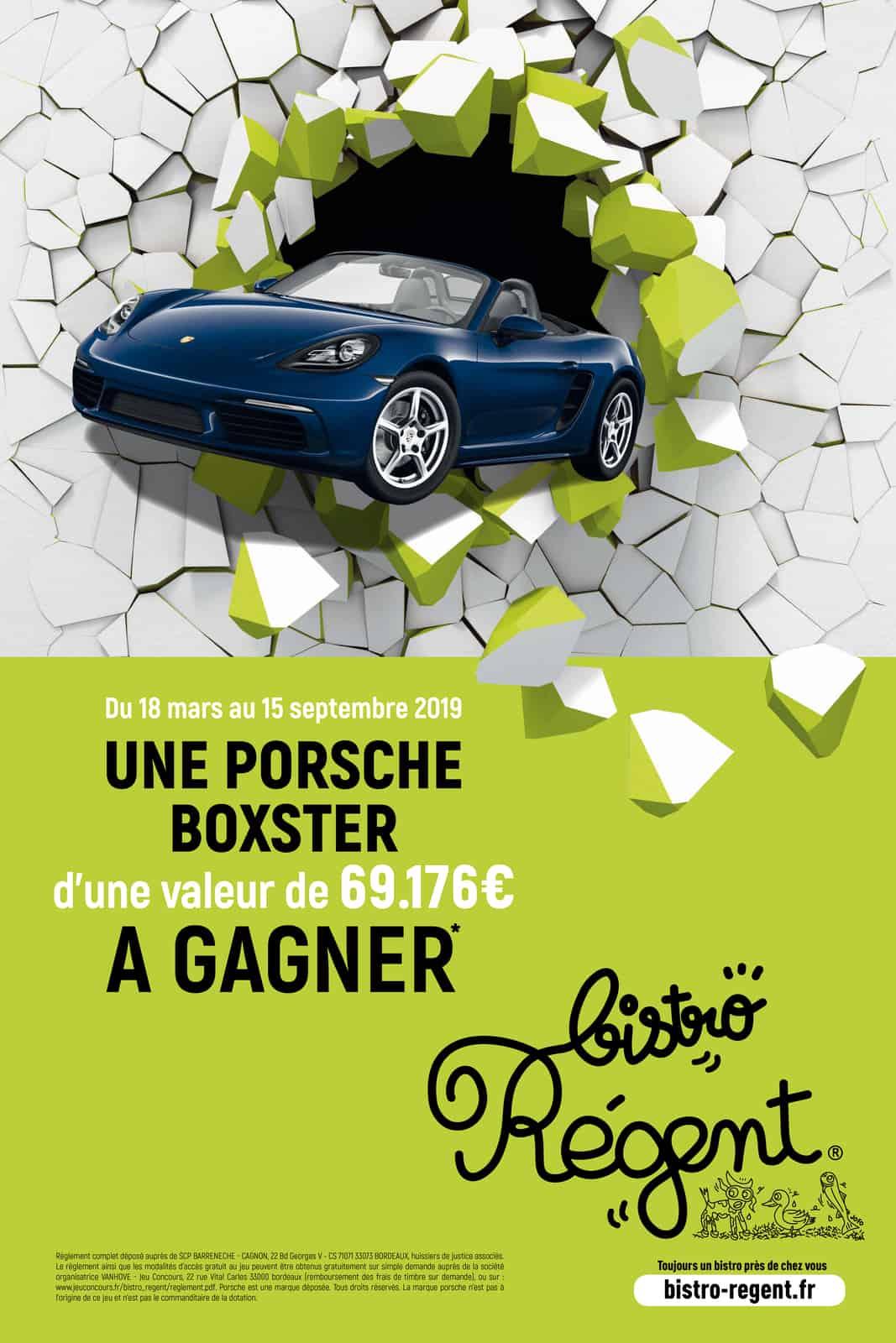 Porsche Bistro regent