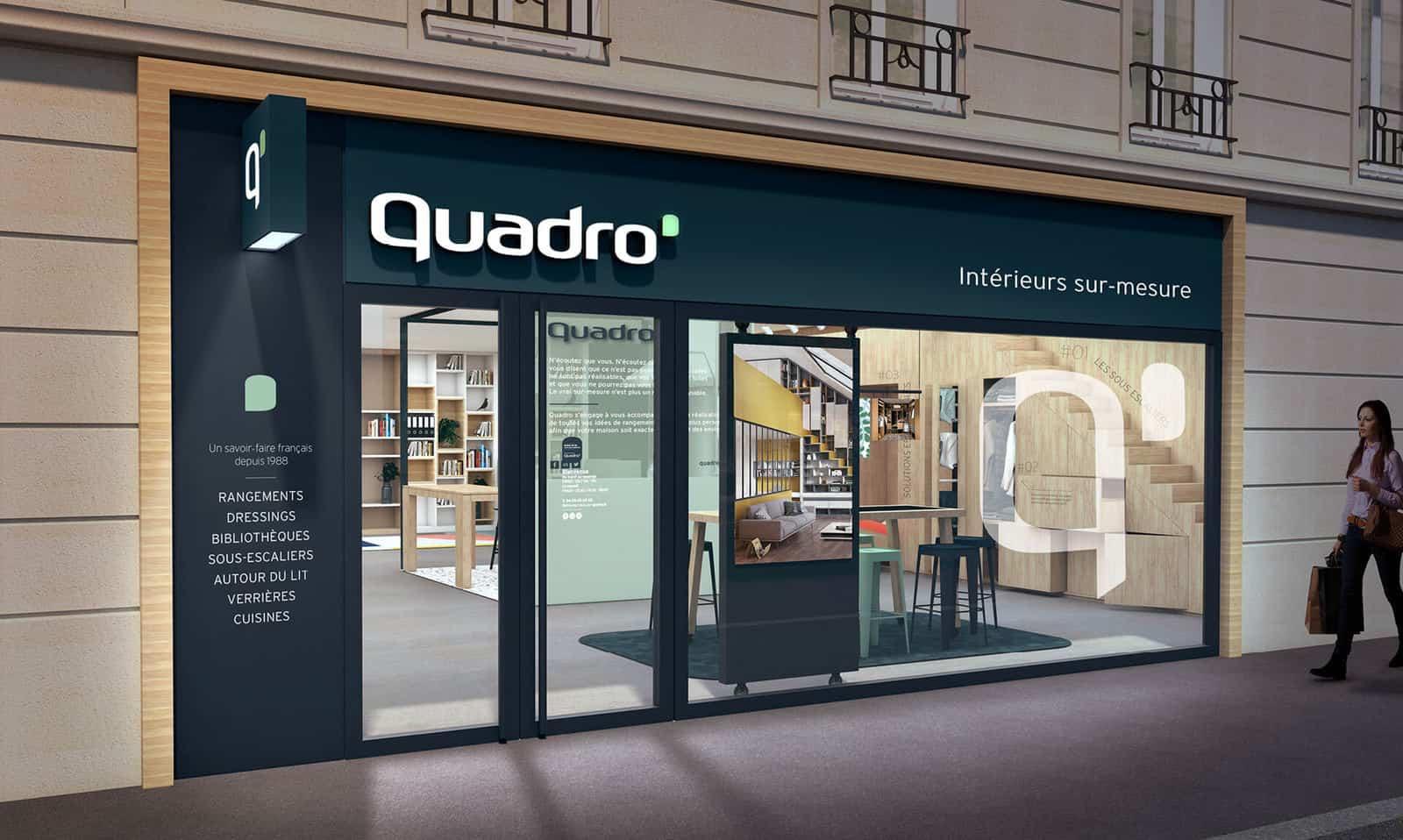 Bon Coin Sarthe Ameublement fusion avec agem : quadro comptera 50 magasins fin 2019
