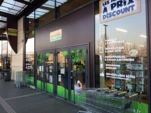 Magasin franchisé Bureau Vallée à Rambouillet, dans les Yvelines