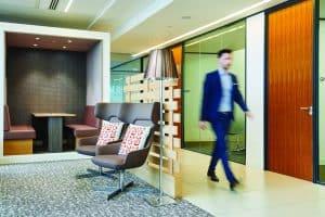 Espaces de bureaux en franchise sous la marque Regus