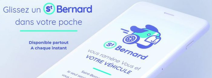 SAINT BERNARD SERVICES – 1 – 3OCT2018