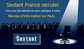 SEXTANT FRANCE – RECRUTEMENT
