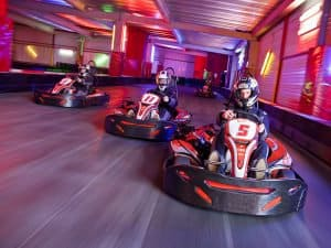 Piste de karting Speedpark