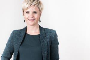 Sophie Richard, fondatrice de la franchise immobilière Viagimmo