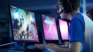 Bars dédiés à l'univers du jeu vidéo en franchise