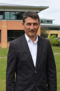Thierry Coulomb, Président de ITM Equipement de la maison Groupement des Mousquetaires Intermarché