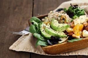Franchise de restauration rapide salades sandwiches produits frais
