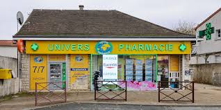 UNIVERS PHARMICIE PUB1
