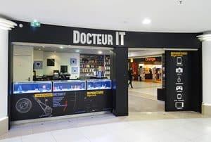 Magasin de réparation matériel high tech Docteur IT