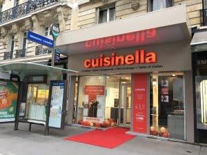 Cuisinella Franchise De Cuisines Et Salles De Bain Integrees