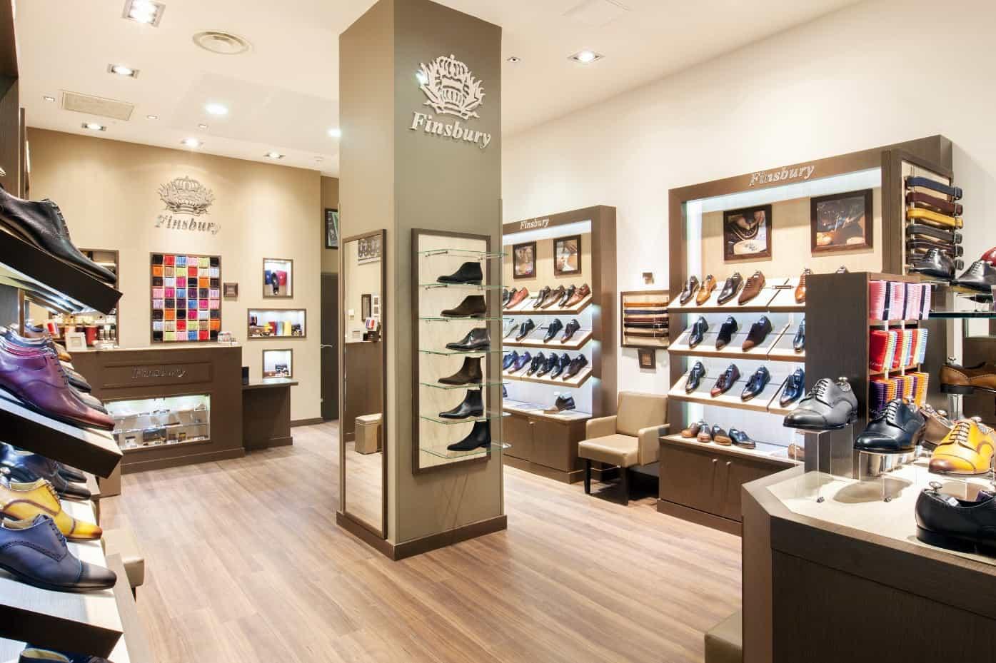 Finsbury Magasin Pour Gamme Haut Homme Chaussures De Franchise vvqwrzZ
