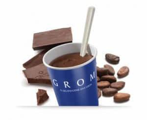 grom – chocolat