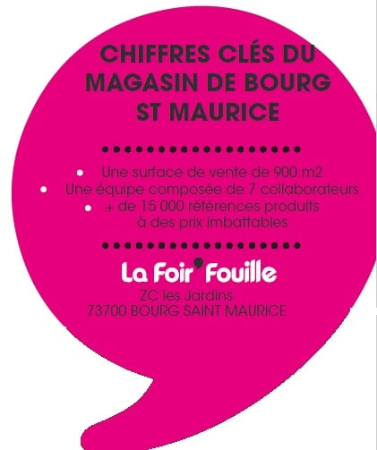 la foirfouille bourg saint maurice – 27aout2019