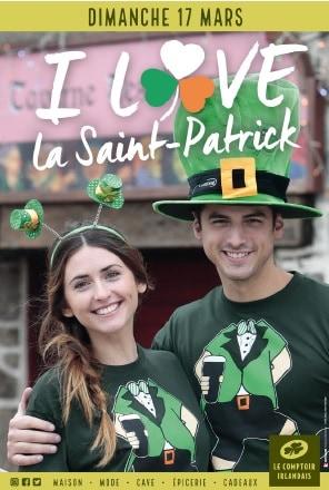 le comptoir irlandais – 11mars2019
