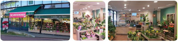 le jardin des fleurs- 1octobre2019