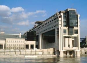 Ministère de l'Economie et des Finances, Bercy