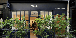 Boutique Faguo à Paris