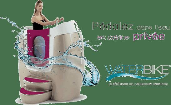 waterbike-Pedaler